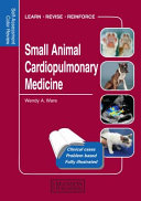 Pdf Small Animal Cardiopulmonary Medicine