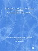 The Republics and Regions of the Russian Federation [Pdf/ePub] eBook