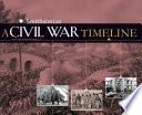 A Civil War Timeline Book