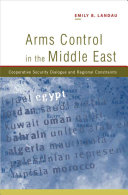 Arms Control In The Middle East