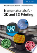 Nanomaterials for 2D and 3D Printing Book