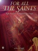 For All the Saints [Pdf/ePub] eBook