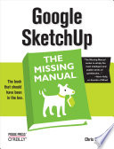Google Sketchup The Missing Manual Book