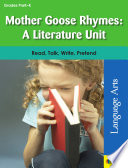 Mother Goose Rhymes A Literature Unit