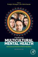 Pdf Handbook of Multicultural Mental Health Telecharger