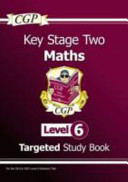 KS2 Maths Study Book   Level 6