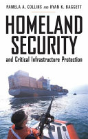 Homeland Security And Critical Infrastructure Protection Book PDF
