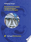 Microanatomical Aspects For Neurosurgeons And Neuroradiologists Book PDF