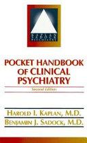 Pocket Handbook of Clinical Psychiatry