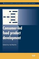 Consumer led Food Product Development