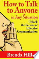 How To Talk To Anyone In Any Situation Book PDF