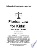 Florida Law for Kids