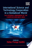 International Science And Technology Cooperation In A Globalized World Book PDF