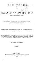 Pdf The Works of Jonathan Swift