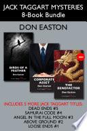 Jack Taggart Mysteries 8 Book Bundle