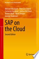 SAP on the Cloud Book
