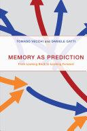 Memory as Prediction [Pdf/ePub] eBook