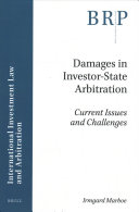 Damages in Investor State Arbitration