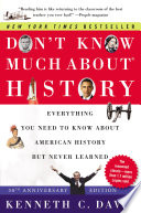 Don t Know Much About History  30th Anniversary Edition