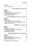 American Literature  Four Representative Types Book PDF