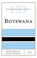 Pdf Historical Dictionary of Botswana Telecharger
