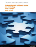 Research Methods in Criminal Justice and Criminology  Pearson New International Edition