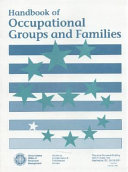 Handbook of Occupational Groups and Families  February 1998