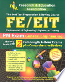 The Best Test Preparation & Review Course FE/EIT Fundamentals of Engineering/engineering-in-training
