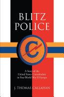 Blitz Police