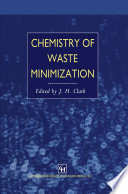 Chemistry of Waste Minimization