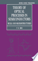 Theory Of Optical Processes In Semiconductors Book PDF