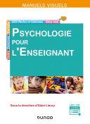 Pdf Manuel visuel - Psychologie pour l'enseignant Telecharger