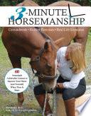 3 Minute Horsemanship Book PDF