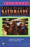 Video Night in Kathmandu Pdf/ePub eBook