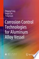 Corrosion Control Technologies for Aluminum Alloy Vessel