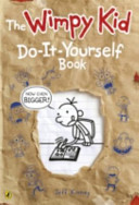 Diary of a Wimpy Kid  Do It Yourself Book  NEW Large Format