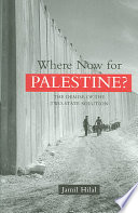 Where Now for Palestine?