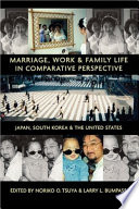 Marriage  Work  and Family Life in Comparative Perspective