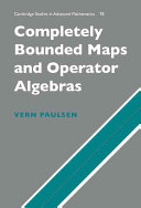 Completely Bounded Maps and Operator Algebras