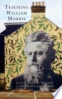 Teaching William Morris Book PDF