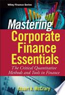 Mastering Corporate Finance Essentials