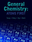 General Chemistry  Atoms First Book