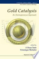 Gold Catalysis