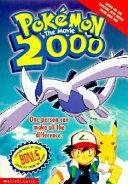Pokemon the Movie 2000 Book
