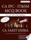 CA IPC IT SM MCQ Book