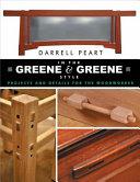 In the Greene   Greene Style