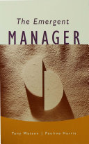 The Emergent Manager