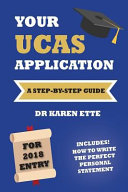 Your Ucas Application for 2018