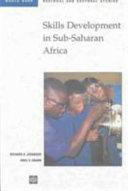 Skills Development in Sub-Saharan Africa
