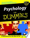 List of Dummies Psychology E-book